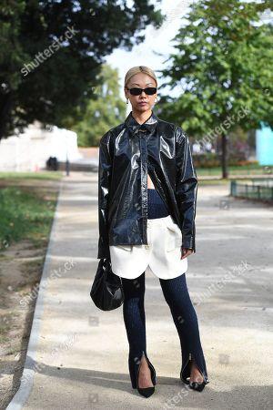 Stock Photo of Vanessa Hong