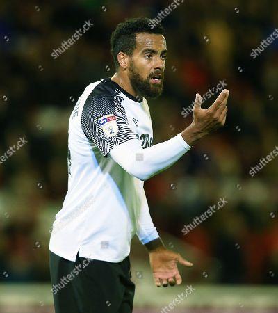 Stock Photo of Tom Huddlestone of Derby County