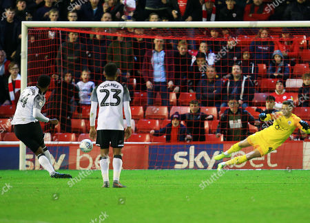 Editorial picture of Barnsley v Derby County, EFL Sky Bet Championship, Football, Oakwell, Barnsley, UK - 02 Oct 2019
