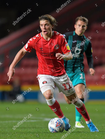 Editorial picture of Charlton Athletic v Swansea City, EFL Sky Bet Championship, Football, The Valley, London, UK - 02 Oct 2019