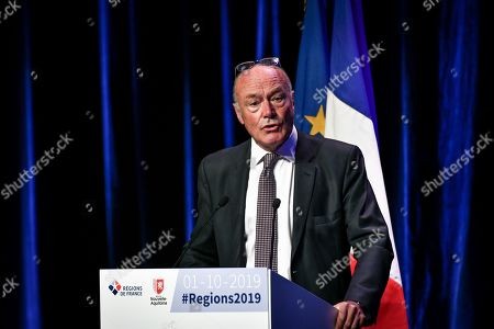 Editorial photo of The 15th Regional Congress, Bordeaux, France - 01 Oct 2019