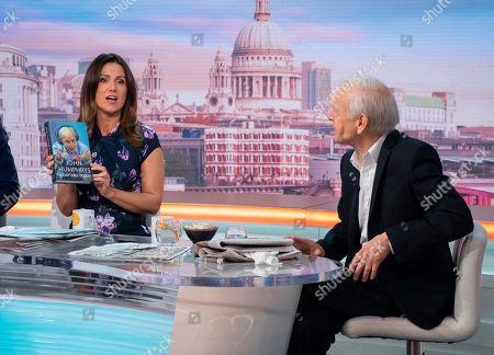 Susanna Reid with John Humphrys