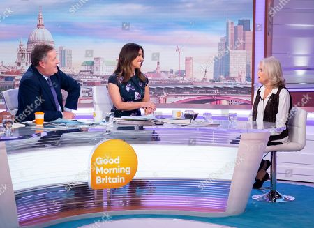 Editorial picture of 'Good Morning Britain' TV show, London, UK - 02 Oct 2019
