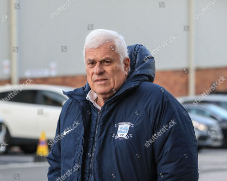 2nd October 2019, Oakwell, Barnsley, England; Sky Bet Championship, Barnsley v Derby County : Peter Ridsdale advisor to Trevor Hemmings the owner at Preston North End is here to watch Barnsley ahead of their game with Barnsley on Saturday  Credit: Mark Cosgrove/News Images