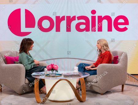 Editorial photo of 'Lorraine' TV show, London, UK - 02 Oct 2019