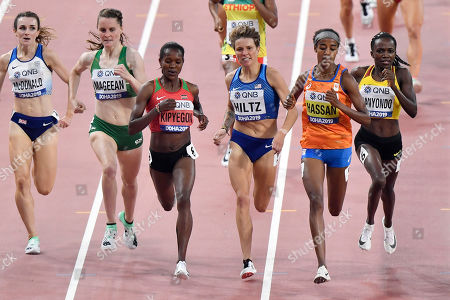 Editorial photo of Athletics Worlds, Doha, Qatar - 02 Oct 2019