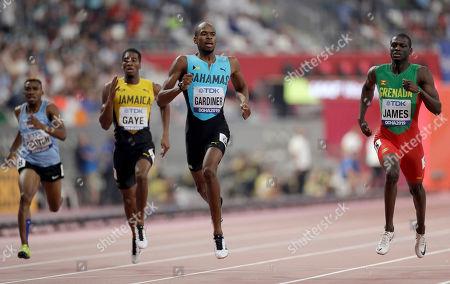 Editorial picture of Athletics Worlds, Doha, Qatar - 02 Oct 2019