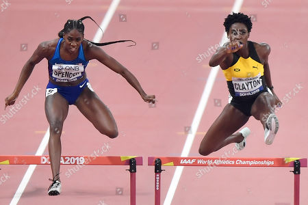 Editorial picture of Athletics Worlds, Doha, Qatar - 02 Oct 2019