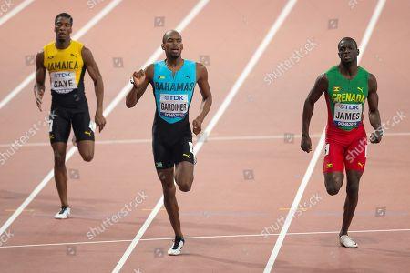Editorial photo of Doha, World Athletics Championships, 2019 IAAF Athletics - 02 Oct 2019