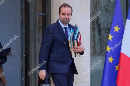 Sebastien Lecornu, Minister for Local Authorities