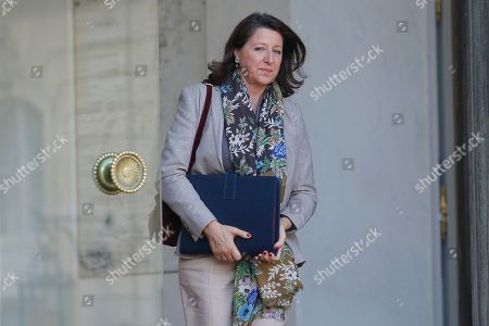 Stock Photo of Agnes Buzyn, Ministry for Solidarity and Health
