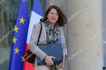 Editorial image of Council of Ministers, Elysee Palace, Paris, France - 02 Oct 2019