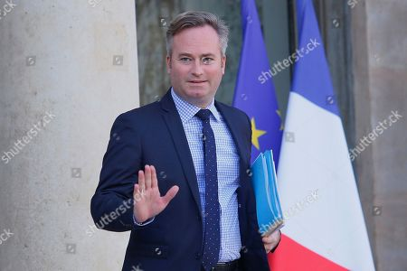 Jean-Baptiste Lemoyne, Minister of State, attached to the Minister of Foreign Affairs