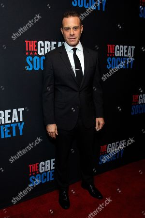 Editorial photo of 'The Great Society' Play Opening Night, New York, USA - 01 Oct 2019