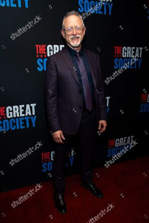 Editorial image of 'The Great Society' Play Opening Night, New York, USA - 01 Oct 2019