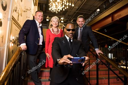 Lookalikes Tom Hanks with Will Smith, Helen Mirren and Tom Hardy