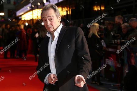 Paul Whitehouse poses for photographers upon arrival at the opening gala of the London Film Festival and the premiere of the film 'The Personal History of David Copperfield' in central London