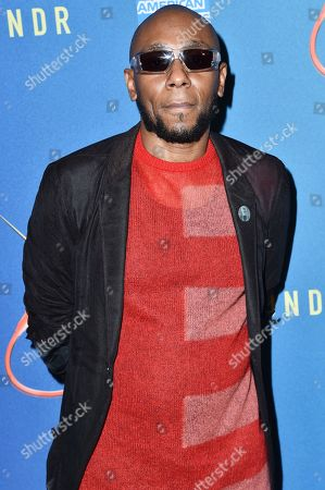 Stock Image of Mos Def