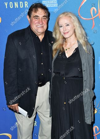 Stock Image of Dan Lauria and Guest
