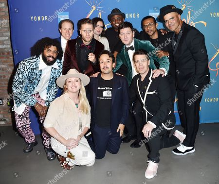 Editorial image of 'Freestyle Love Supreme' Broadway Play Opening, After Party, Booth Theater, New York, USA - 02 Oct 2019