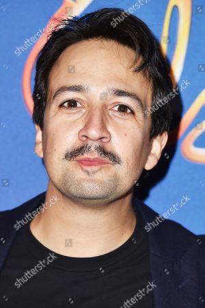 Stock Photo of Lin-Manuel Miranda