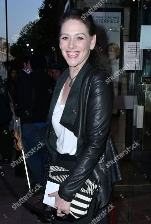 Editorial picture of 'A Day in the Death of Joe Egg' play press night, Arrivals, London, UK - 02 Oct 2019
