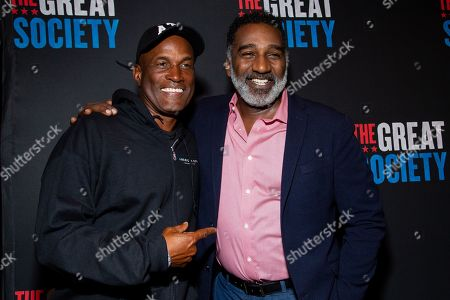 Kenny Leon and Norm Lewis