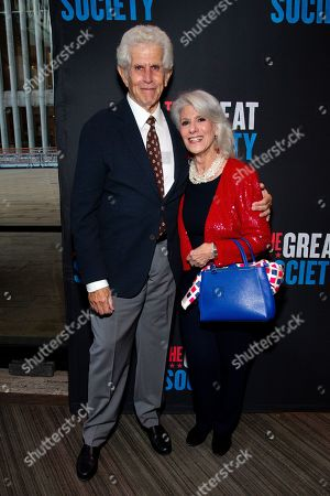 Stock Picture of Tony Roberts and Jamie DeRoy