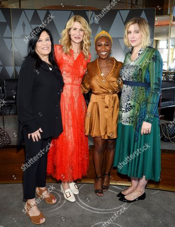 Editorial photo of 2019 AMPAS Women's Initiative Luncheon, New York, USA - 02 Oct 2019
