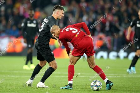 Editorial image of Liverpool v FC Red Bull, Champions League - 02 Oct 2019