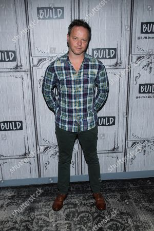 """Noah Hawley participates in the BUILD Speaker Series to discuss the film """"Lucy in th Sky"""" at BUILD Studio, in New York"""
