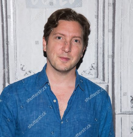 "Henry Alex Rubin participates in the BUILD Speaker Series to discuss the film ""Semper Fi"" at BUILD Studio, in New York"