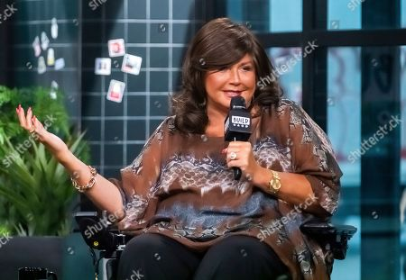 """Stock Photo of Abby Lee Miller participates in the BUILD Speaker Series to discuss the television show """"Dance Moms"""" at BUILD Studio, in New York"""