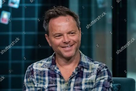 "Noah Hawley participates in the BUILD Speaker Series to discuss the film ""Lucy in th Sky"" at BUILD Studio, in New York"