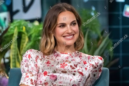 """Natalie Portman participates in the BUILD Speaker Series to discuss the film """"Lucy in th Sky"""" at BUILD Studio, in New York"""