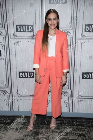 """Carly Chaikin participates in the BUILD Speaker Series to discuss the television show """"Mr. Robot"""" at BUILD Studio, in New York"""