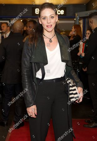Stock Picture of Neve McIntosh