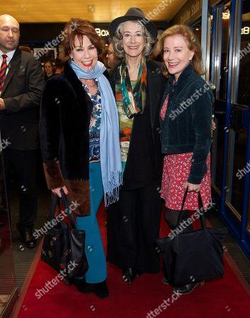 Kathy Lette, Maureen Lipman & Bernadette Robinson