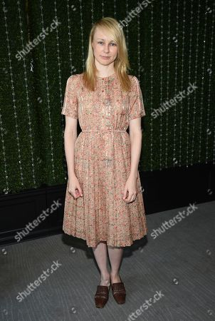 Stock Picture of Kitty Green attends the Academy of Motion Picture Arts and Sciences Women's Initiative New York luncheon at the Rainbow Room, in New York