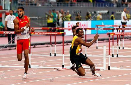 Editorial image of Doha 2019 IAAF World Championships, Qatar - 02 Oct 2019