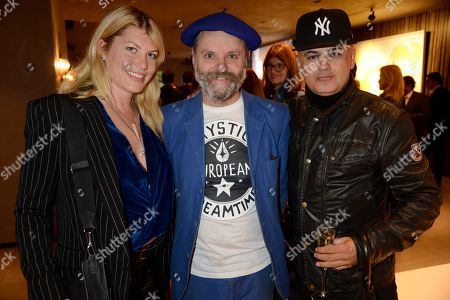 Editorial photo of ARTnews: Party in Celebration of the Top 200 Collectors 30th Anniversary, London, UK - 30 Sep 2019