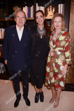 Editorial image of ARTnews: Party in Celebration of the Top 200 Collectors 30th Anniversary, London, UK - 30 Sep 2019