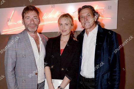 Mat Collishaw, Polly Morgan and Stephen Webster