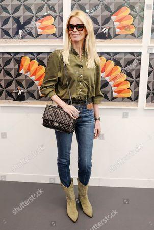 Stock Image of Claudia Schiffer