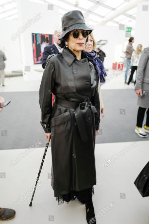 Editorial picture of Frieze London VIP launch, UK - 02 Oct 2019