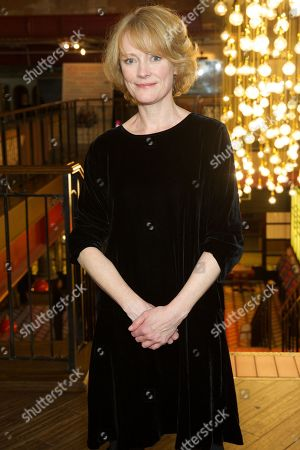 Stock Image of Claire Skinner