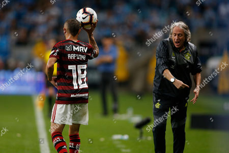 Editorial photo of Soccer Copa Libertadores, Porto Alegre, Brazil - 02 Oct 2019