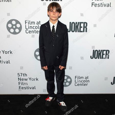 "Editorial image of 2019 NYFF - ""Joker"" Premiere, New York, USA - 02 Oct 2019"