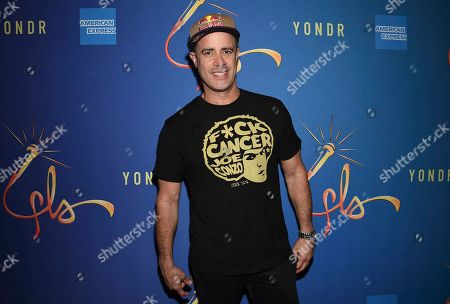 """Richard Colon. Richard """" Crazy Legs """" Colon attends """"Freestyle Love Supreme"""" Broadway opening night at the Booth Theatre, in New York"""