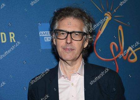 """Stock Image of Radio personality Ira Glass attends """"Freestyle Love Supreme"""" Broadway opening night at the Booth Theatre, in New York"""